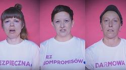 ,,Aborcja znaczy życie''. Ohydna propaganda feministek! - miniaturka