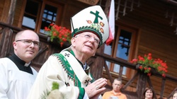 Abp Marek Jędraszewski: Jan Paweł II kochał Polskę i tęsknił do niej. Z Bogiem spotykał się w ciszy - miniaturka