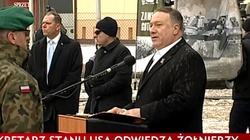 Mike Pompeo: Musimy za wszelką cenę zatrzymać ataki Rosji! - miniaturka
