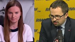 Marcin Horała mocno o wydaleniu Kozłowskiej: Mamy prawo wyprosić gościa, który wyrzuca nas z domu - miniaturka