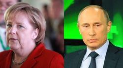 Putinowi i Merkel zrzedną miny. USA mogą zablokować Nord Stream 2 - miniaturka