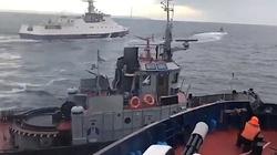 Atak rosyjskich okrętów. Ukraina ogłosi stan wojenny? - miniaturka