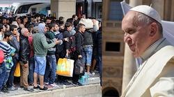 Ważne słowa papieża Franciszka: Bez integracji lepiej nie przyjmować migrantów - miniaturka