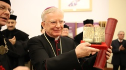 Abp Marek Jędraszewski laureatem Nagrody im. Stefana Kardynała Wyszyńskiego Prymasa Tysiąclecia - miniaturka