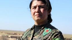 Kurdyjska wojowniczka: Państwo Islamskie można pokonać - miniaturka
