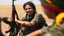 Kurdyjskie kobiety - to prawdziwy postrach islamskich dżihadystów! - miniaturka