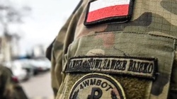 Min. Błaszczak: Żołnierze WOT udadzą się na granicę z Białorusią - miniaturka