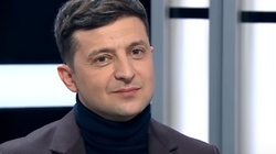 Zełeński: Mam normalny stosunek do Bandery. Bronił wolności Ukrainy - miniaturka