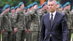 Siemoniak: Podnieść zdolność bojową NATO. Patrzeć Rosji na ręce - miniaturka