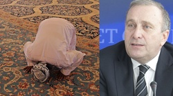 Co za zmiana! Platformie przeszkadzają muzułmanie w Polsce? Kto by pomyślał! - miniaturka