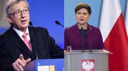 Tak właśnie trzeba z Komisją Junckera - stanowczo jak Polska! - miniaturka