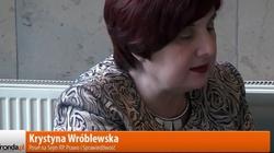Tylko na Fronda.pl Krystyna Wróblewska z PiS zdradza jak wygląda prawda o strajku pielęgniarek CZD - miniaturka