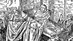 Przypadki wskrzeszeń na Wyspach Brytyjskich oraz w Belgii - miniaturka