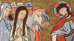 Przyjaciele Jezusa - św. Łazarz, Maria i Marta - miniaturka