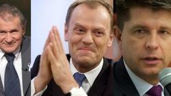 Wujec namaszcza delfina III RP: Petru Tuskiem przyszłości opozycji! Co na to Schetyna? - miniaturka
