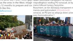 SZOKUJĄCE hasła na Paradzie Równości! [18+] - miniaturka