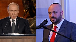 ,,Polski antysemityzm''? Jonny Daniels: To rosyjska propaganda - miniaturka