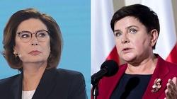 Beata Szydło wbija szpilę Kidawie-Błońskiej: Trudno, żebyśmy przesuwali wybory dlatego, że sobie nie radzi - miniaturka