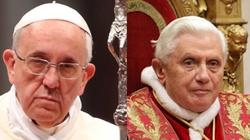 ,,Z głębi naszych serc''. Antonio Socci: Papież Franciszek był wściekły z powodu wkładu Benedykta XVI - miniaturka