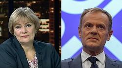 Dorota Kania dla Frondy wyjaśnia, dlaczego Donald Tusk nie wystartuje w wyborach - miniaturka
