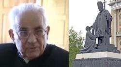 Zasłonięto pomnik ks. Makulskiego w Licheniu - miniaturka