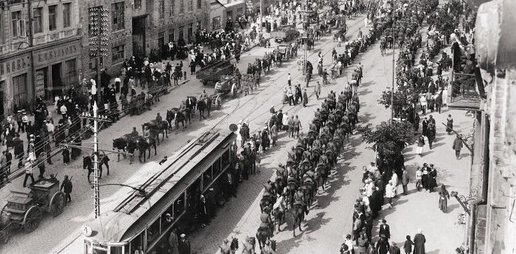 Dokładnie 100 lat temu Polacy pogonili bolszewików z Kijowa - zdjęcie