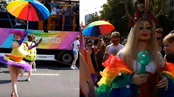 STOP seksualizacji naszych dzieci!!! Nieletni na Paradzie Równości - miniaturka