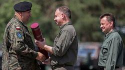 Prezydent mianował dwóch nowych generałów. ,,Przed panami generałami bardzo poważne zadania'' - miniaturka