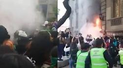 Szokujące! Meksyk: Aborcjoniści próbowali podpalić katedrę - miniaturka