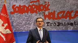 Premier Morawiecki: Nie byłoby dzisiejszej Polski bez Solidarności Walczącej! - miniaturka