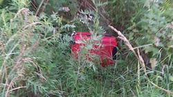 Ukraina: Zwłoki trzylatka w walizce znalezionej w zaroślach - miniaturka