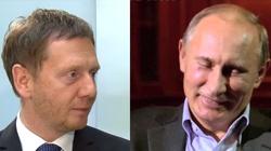 Premier Saksonii chce zniesienia sankcji wobec Rosji - miniaturka