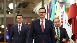 Szczyt UE: Premier Morawiecki obronił polskich przedsiębiorców - miniaturka
