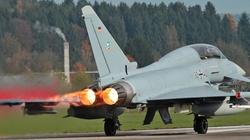 Katastrofa w Niemczech! Zderzenie myśliwców blisko polskiej granicy - miniaturka