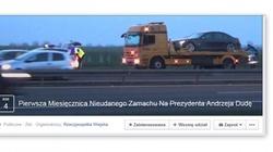 Oto jak nienawidzą niektórzy Prezydenta Polski. Na Facebooku utworzono skandaliczną grupę! - miniaturka