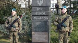 Zniszczono pomnik Żołnierzy Wyklętych - miniaturka