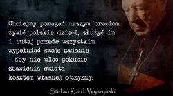 Prymas Wyszyński: Nie ulegajmy pokusie zbawienia świata kosztem własnej ojczyzny! - miniaturka