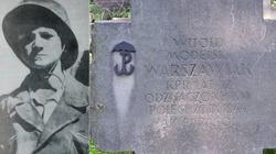 Kapral Witold Modelski- najmłodszy uczestnik walk  Powstania Warszawskiego - miniaturka