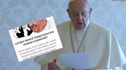 Lewicowi publicyści zachwyceni nową encykliką Franciszka - miniaturka