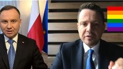 Andrzej Duda: Nie będzie edukatorów LGBT w szkołach - miniaturka