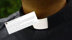 Te słowa dają do myślenia! ,,Skandaliczny'' list księdza do rodziców   - miniaturka