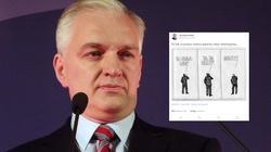 'Sku…ny'. Jarosław Gowin ironicznie komentuje histerię opozycji - miniaturka