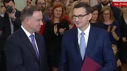 Premier dziękuje prezydentowi: To nasz wspólny sukces - miniaturka