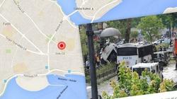 Zamach bombowy w centrum Stambułu - miniaturka