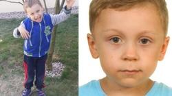 Policja poszukuje 5-letniego Dawida. Ojciec chłopca nie żyje - miniaturka