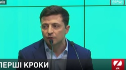 Czy prezydent Wołodymyr Zełeński chodzi na pasku oligarchów? - miniaturka