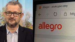 Allegro cenzuruje książkę Ziemkiewicza. Powód? Antysemityzm - miniaturka