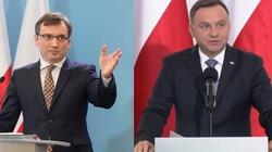 Ziobro: Jestem gotów wyciągnąć rękę do prezydenta - miniaturka