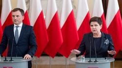 Premier broni Ziobrę: Jeden z bardziej pracowitych ministrów - miniaturka