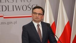 Ziobro popiera komisję śledczą ds. wyłudzeń VAT - miniaturka